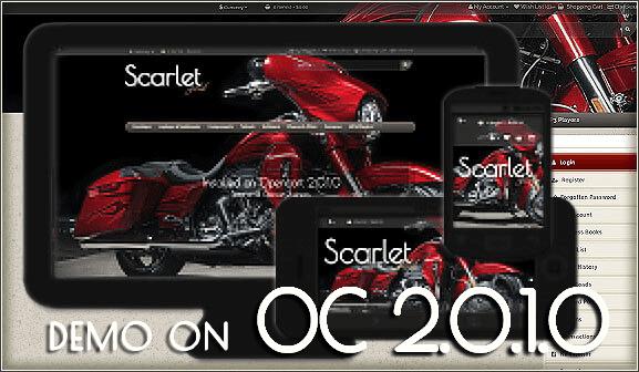 Scarlet Gold 2010